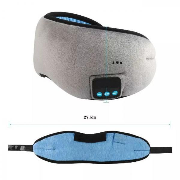 wireless sleeping eye mask with music