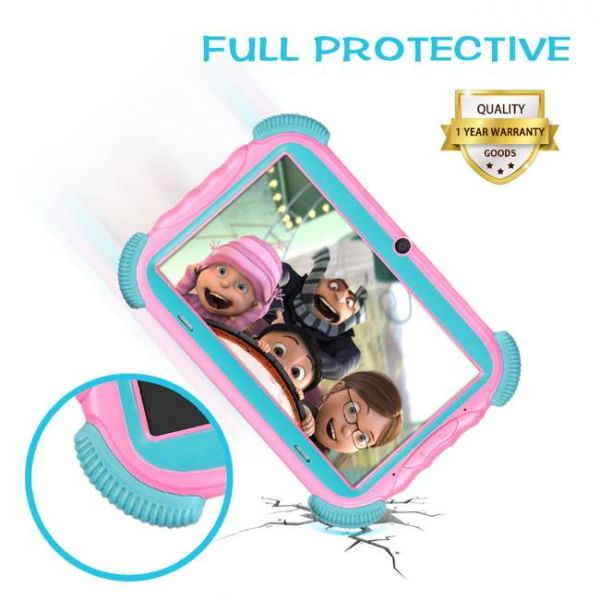 Kids tablet that parents can control and kids protection