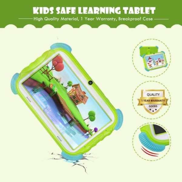 Kids tablet that parents can control that keeps kids safe