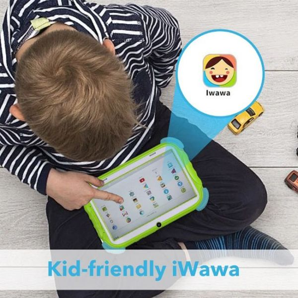 Kids tablet that parents can control that is Iwawa friendly