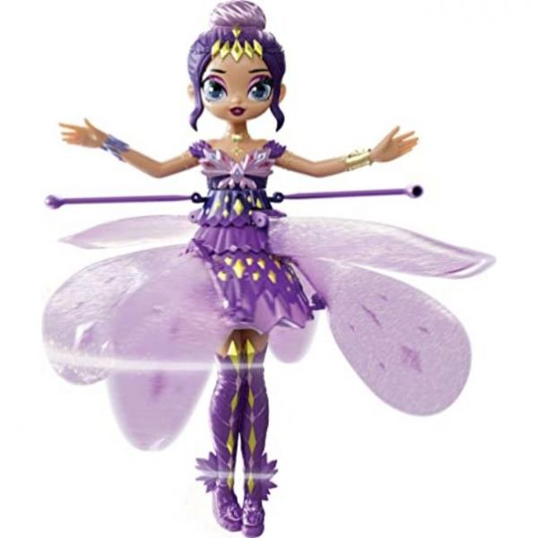 flying fairy with hand induction and base that can fly