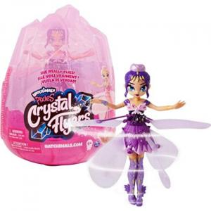 flying fairy with hand induction and base in egg package