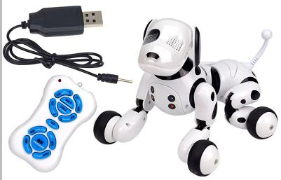 artificial intelligence programmable robot dog - package list