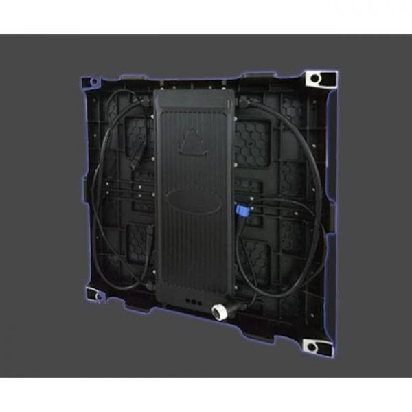 intelligent interactive floor with move sensor - Back view
