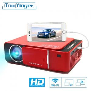 T6 LED projector with high brightness