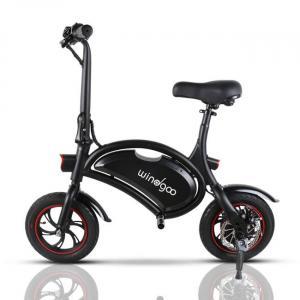 Easy foldable electric bike