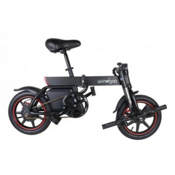 Easy foldable electric bike - Easy folding