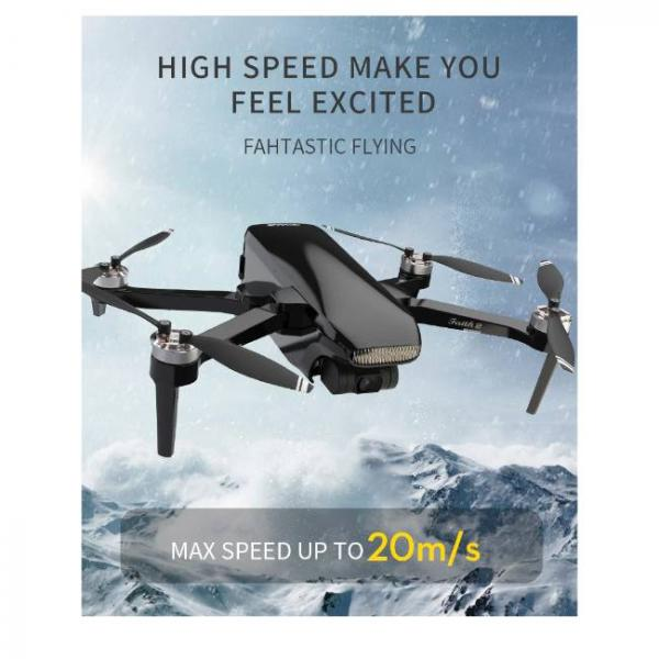 durable and stable drone with Sony HD Camera and high speed