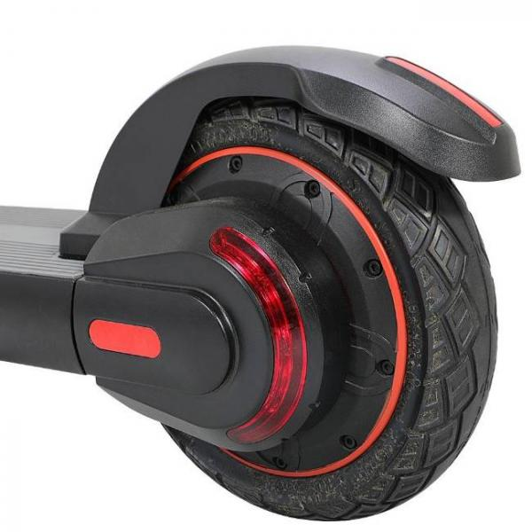 Easy foldable electric scooter - back tire