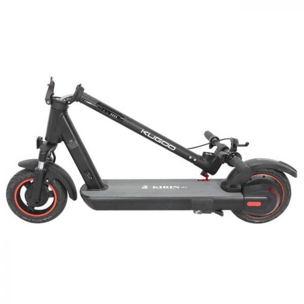 Easy foldable electric scooter