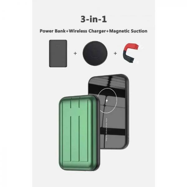 3 in 1 power bank