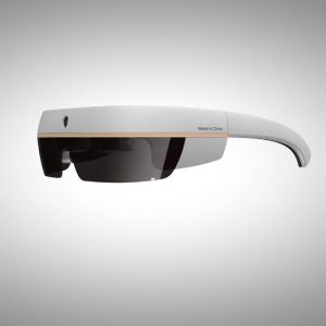 high speed ar glasses connected with 4G and bluetooth