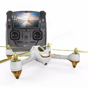 Hubsan H501S drone with Full HD camera and 3 axis gimbal