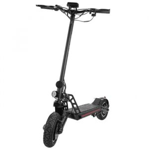 high speed electric scooter with high mileage