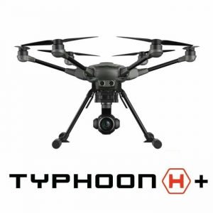 Typhoon H plus is the best professional drone for aerial photography