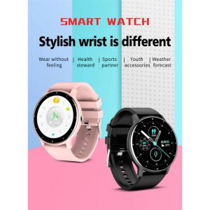 Waterproof Touch Screen Sport Fitness Smart Watch with multiple features