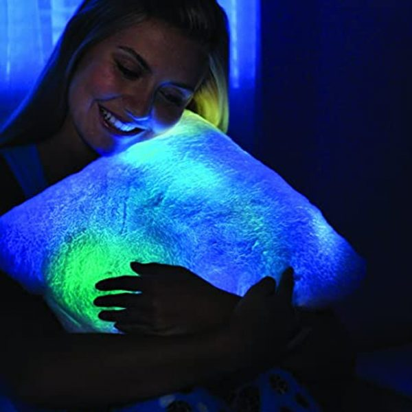Molon cushion Led light   Super soft to touch   Night light   Perfect for decoration