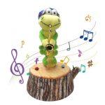 Caterpillar Saxophone