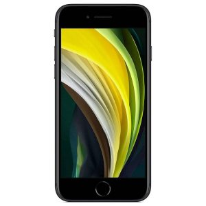 black SE iphone with quality video and nice design