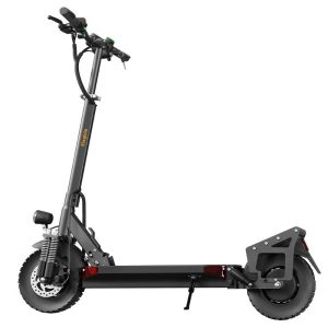 foldable electric scooter with dual motors